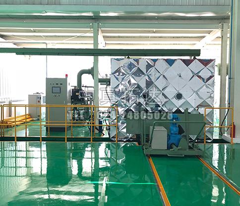 煤油气相干燥设备