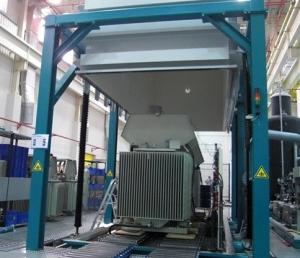 低频加热真空干燥设备