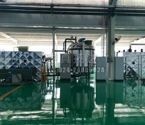 上海新型变压法真空干燥设备