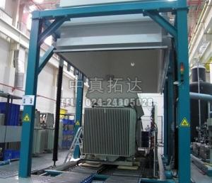 上海低频加热真空干燥设备