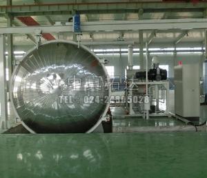 圆形变压法真空干燥设备